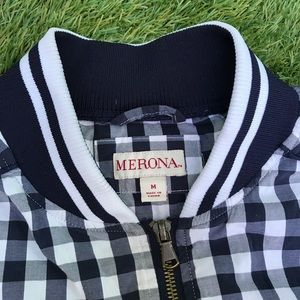 Merona Jackets & Coats - 🌈 CHOOSE 3 for $30 MERONA plaid lt weight jacket